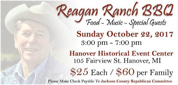 reagan Ranch bbq jackson county michigan 2017